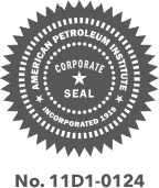 API Corporate Seal